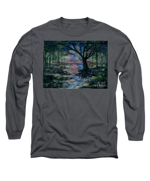 The Magic Hour Long Sleeve T-Shirt