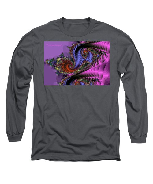 The Magic Triapus Long Sleeve T-Shirt