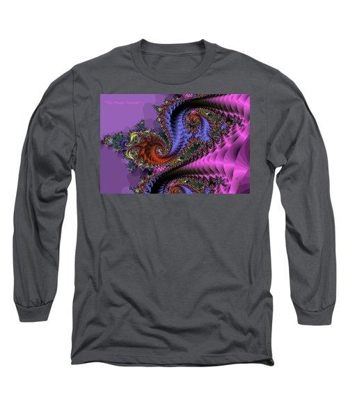 The Magic Triapus Long Sleeve T-Shirt