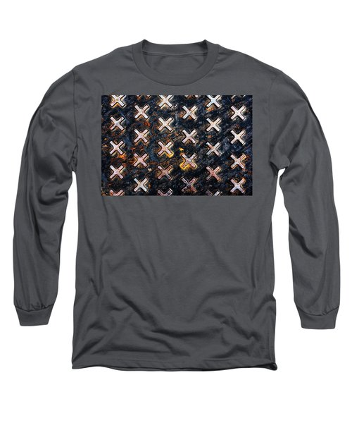 The Manhole Long Sleeve T-Shirt