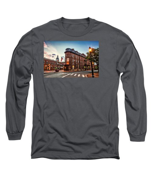 The Maryland Inn Long Sleeve T-Shirt
