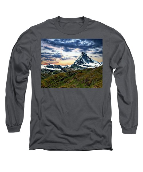 The Matterhorn Long Sleeve T-Shirt