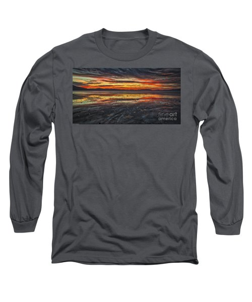 The Melting Pot Long Sleeve T-Shirt by Mitch Shindelbower