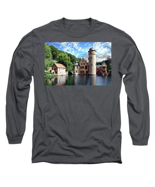 The Mespelbrunn Castle Long Sleeve T-Shirt