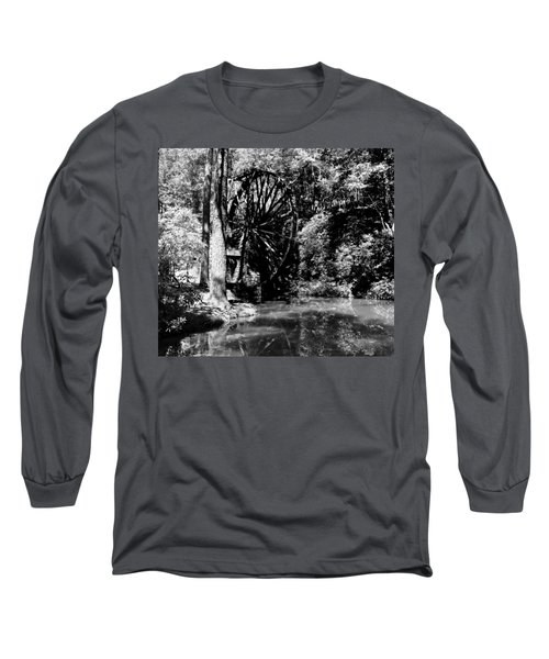 The Mill Wheel Long Sleeve T-Shirt