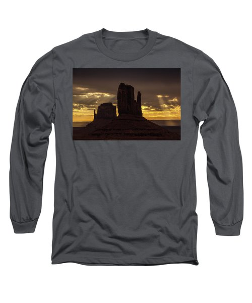 The Mittens Sunrise Long Sleeve T-Shirt