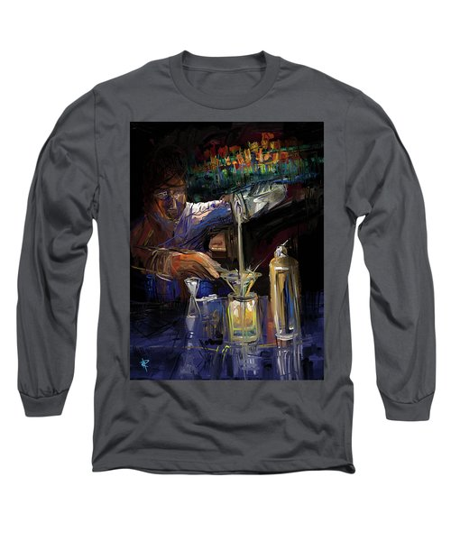 The Mixologist Long Sleeve T-Shirt