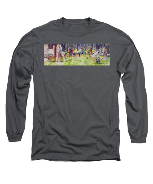 The Models  Long Sleeve T-Shirt