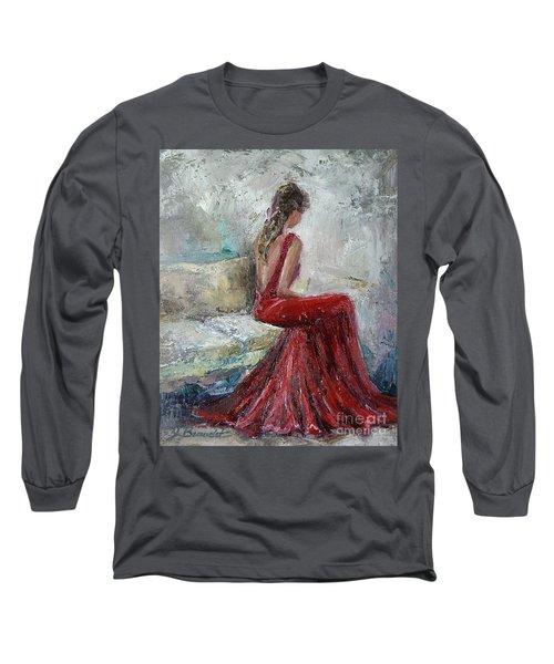 The Moment Long Sleeve T-Shirt by Jennifer Beaudet