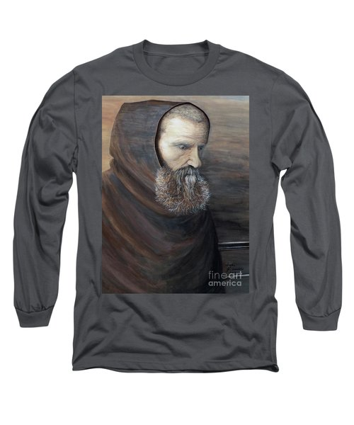 The Monk Long Sleeve T-Shirt