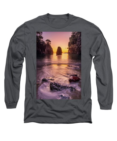 The Monolith Long Sleeve T-Shirt