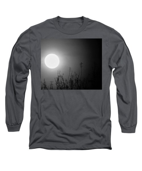 The Moon And The Stars Long Sleeve T-Shirt by John Glass