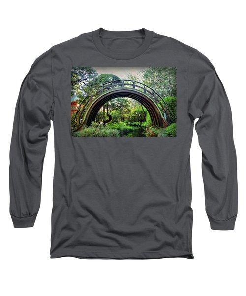 The Moon Bridge Long Sleeve T-Shirt
