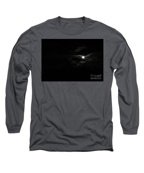 The Moon In Between Long Sleeve T-Shirt