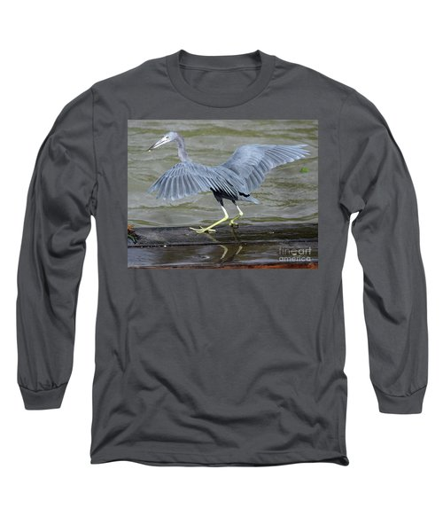 The Morsel After Scooch Long Sleeve T-Shirt