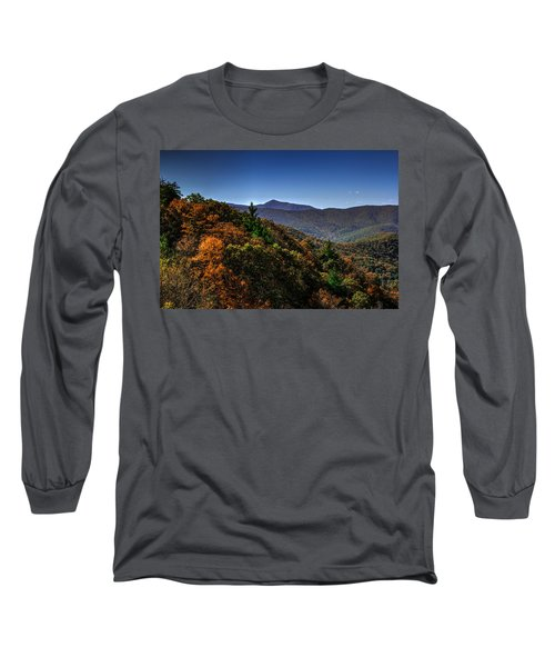 The Mountains Win Again Long Sleeve T-Shirt