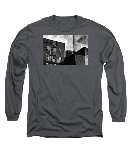 The Naked City Long Sleeve T-Shirt