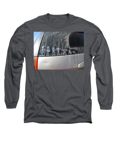 The Natural Family Long Sleeve T-Shirt