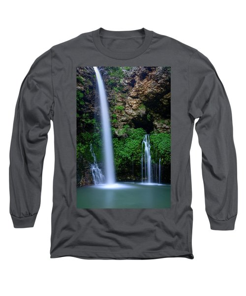 The Natural World Long Sleeve T-Shirt
