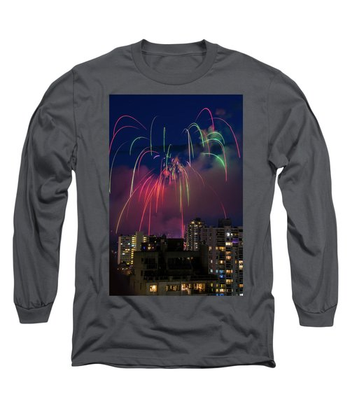 The Netherlands 2 Long Sleeve T-Shirt by Ross G Strachan