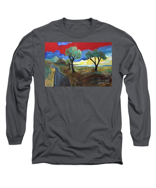 The New Road Long Sleeve T-Shirt