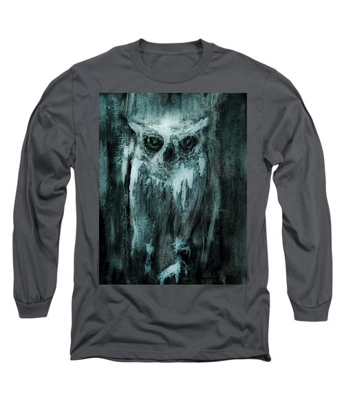 The Night Watchman Long Sleeve T-Shirt
