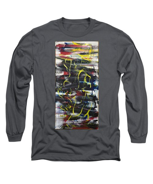 The Noose Long Sleeve T-Shirt by Sheridan Furrer