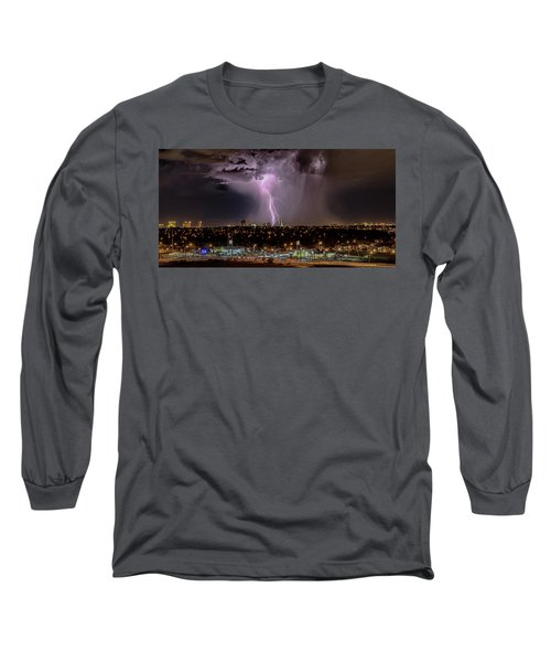 The North American Monsoon Long Sleeve T-Shirt