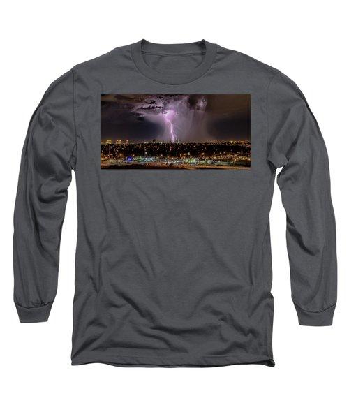 The North American Monsoon Long Sleeve T-Shirt