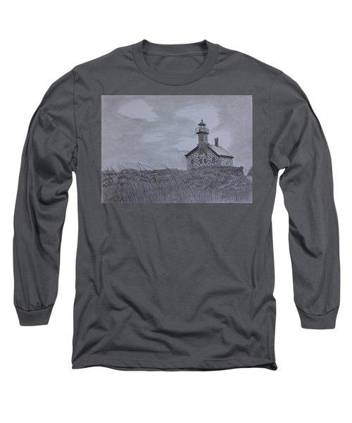 The North  Light  Long Sleeve T-Shirt by Tony Clark