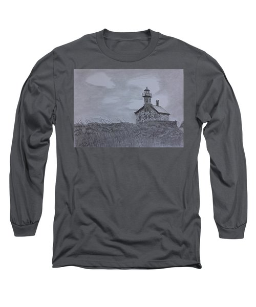 The North  Light  Long Sleeve T-Shirt