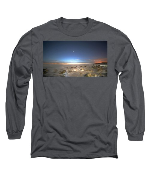 The Ocean Desert Long Sleeve T-Shirt