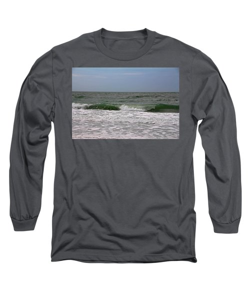 The Ocean In Motion Long Sleeve T-Shirt