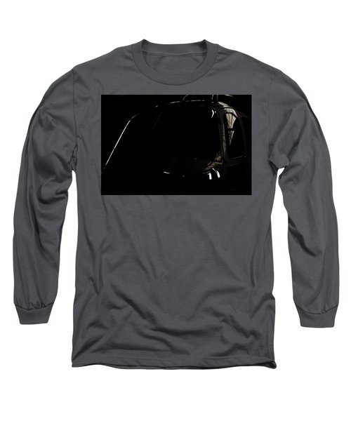 The Office Reflection Long Sleeve T-Shirt by Paul Job