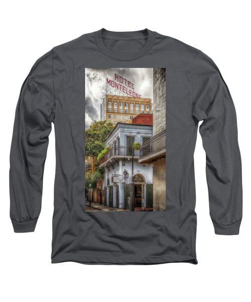 The Old Absinthe House Long Sleeve T-Shirt