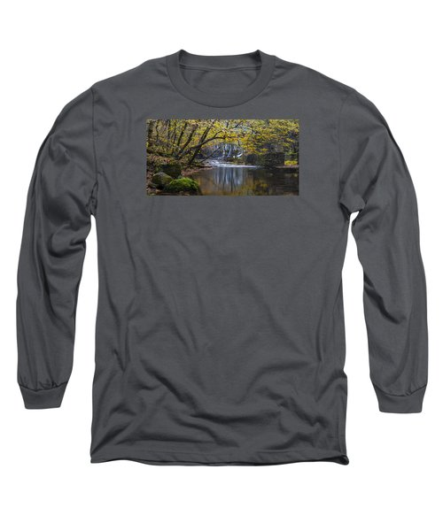 The Old Blanchard Mill Long Sleeve T-Shirt