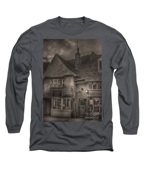 The Old Bookshop Long Sleeve T-Shirt