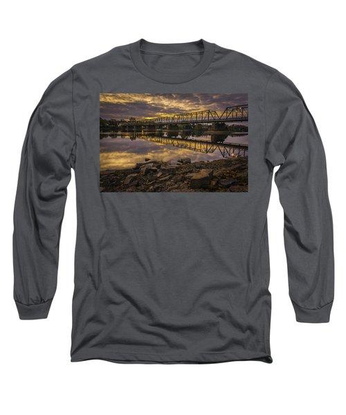 Underwater Bridge Long Sleeve T-Shirt