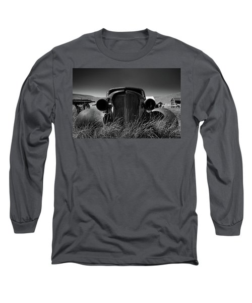 The Old Buick Long Sleeve T-Shirt