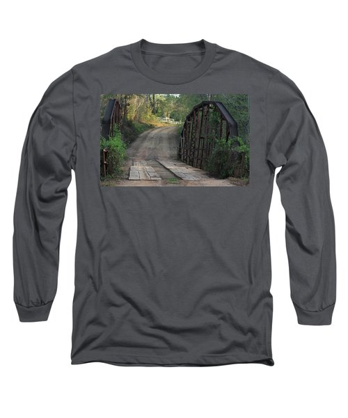 The Old Country Bridge Long Sleeve T-Shirt