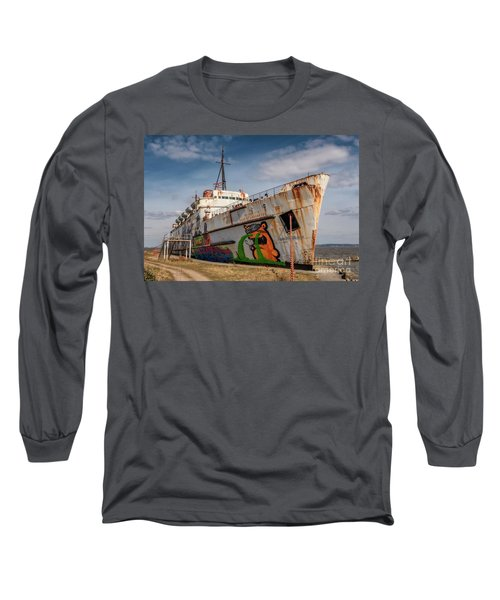 Long Sleeve T-Shirt featuring the photograph The Old Duke by Adrian Evans