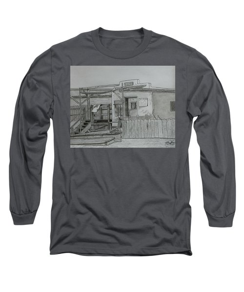 The Old  Jail  Long Sleeve T-Shirt