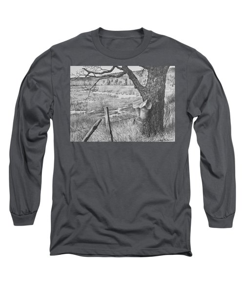 The Old Maple Long Sleeve T-Shirt