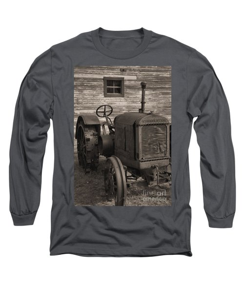 The Old Mule  Long Sleeve T-Shirt