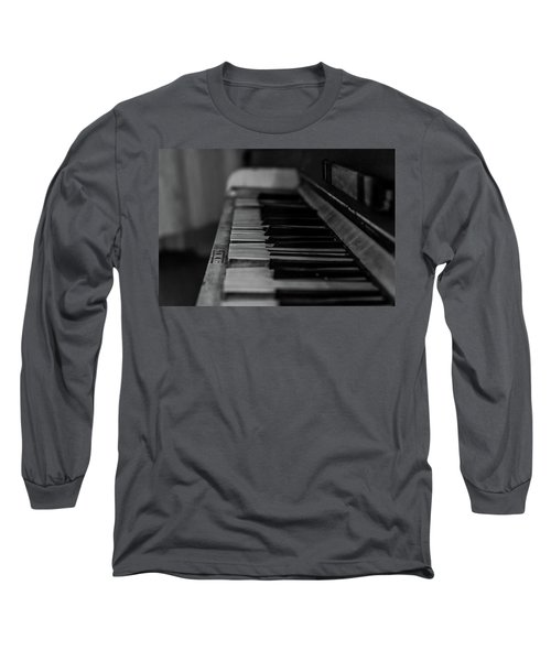 The Old Piano Long Sleeve T-Shirt