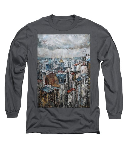 The Old Quarter II Long Sleeve T-Shirt