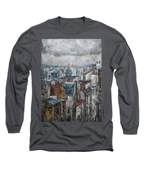 The Old Quarter II Long Sleeve T-Shirt