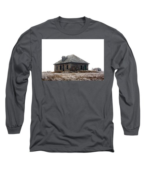 The Old Stone House Long Sleeve T-Shirt