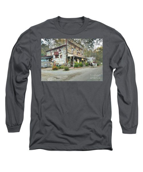 The Old Story Inn 1851 Nashville Indiana - Original Long Sleeve T-Shirt