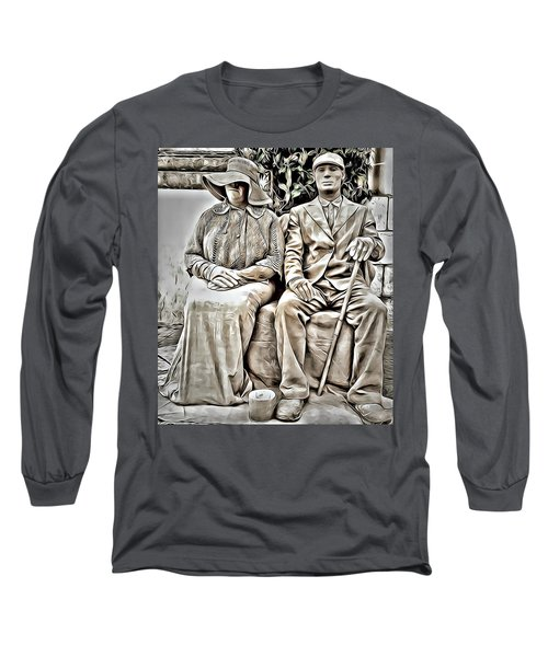 The Olders  Long Sleeve T-Shirt